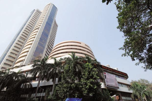 Sensex falls over 100 points in early trade