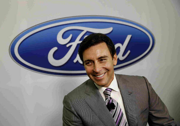 Ford fires CEO Mark Fields, Hackett takes reins