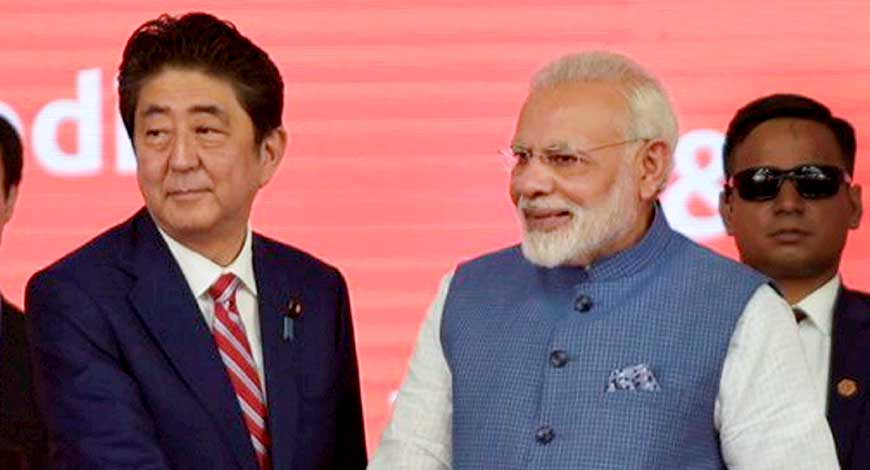 India, Japan sign USD 75 billion currency swap agreement