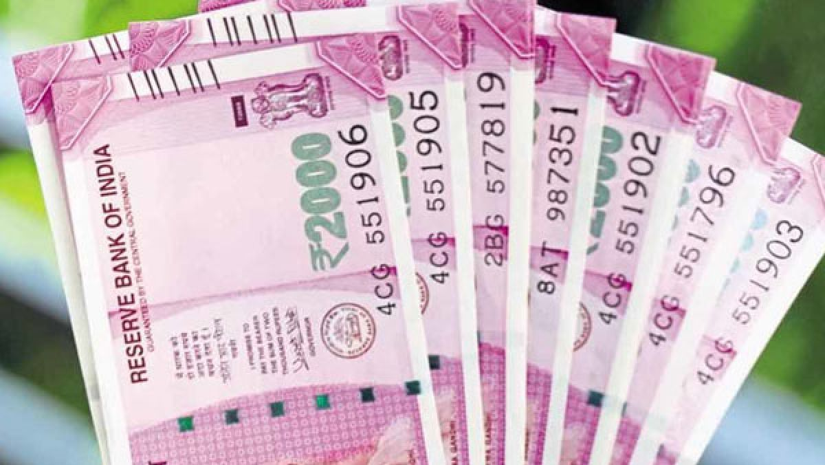 No decision to discontinue printing of Rs.2000 note