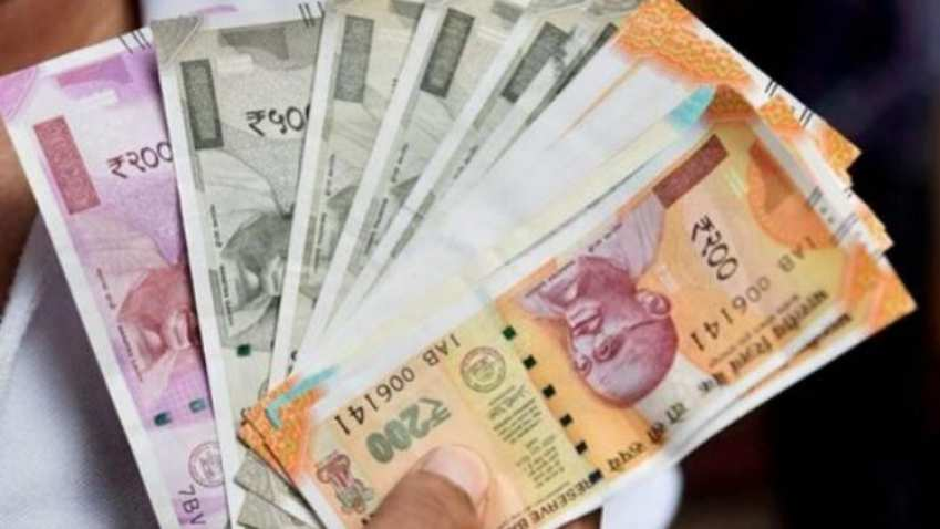Rupee recovers 34 paise against US dollar
