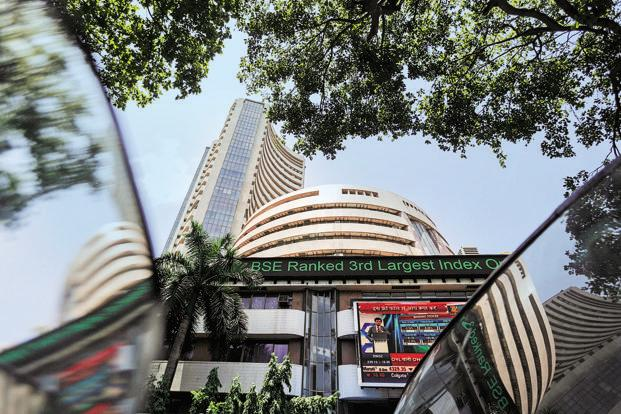 Sensex Reaches 793 points And close at 3 months High .