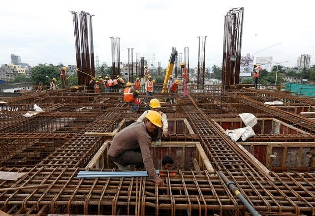 Infrastructure sector grows 3.2% in August