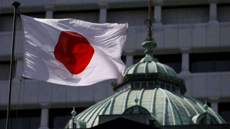 Japan economy suffers worst drop in over five years