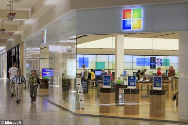 Microsoft to open Fifth Avenue flagship store in Manhattan