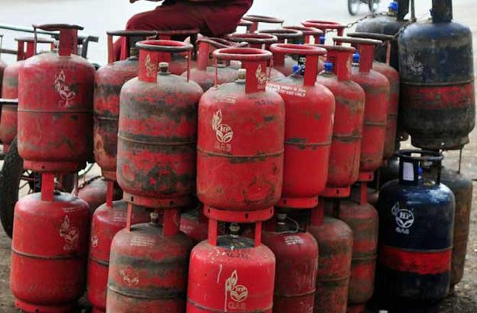 Massive hike in LPG price