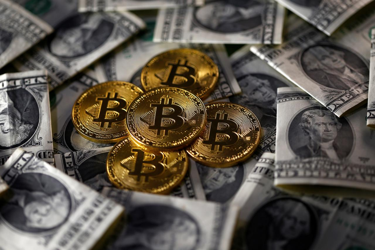 Bitcoin rises as South Korea talks