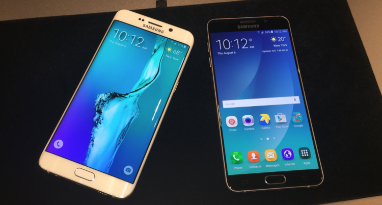 Samsung to launch two new smartphones