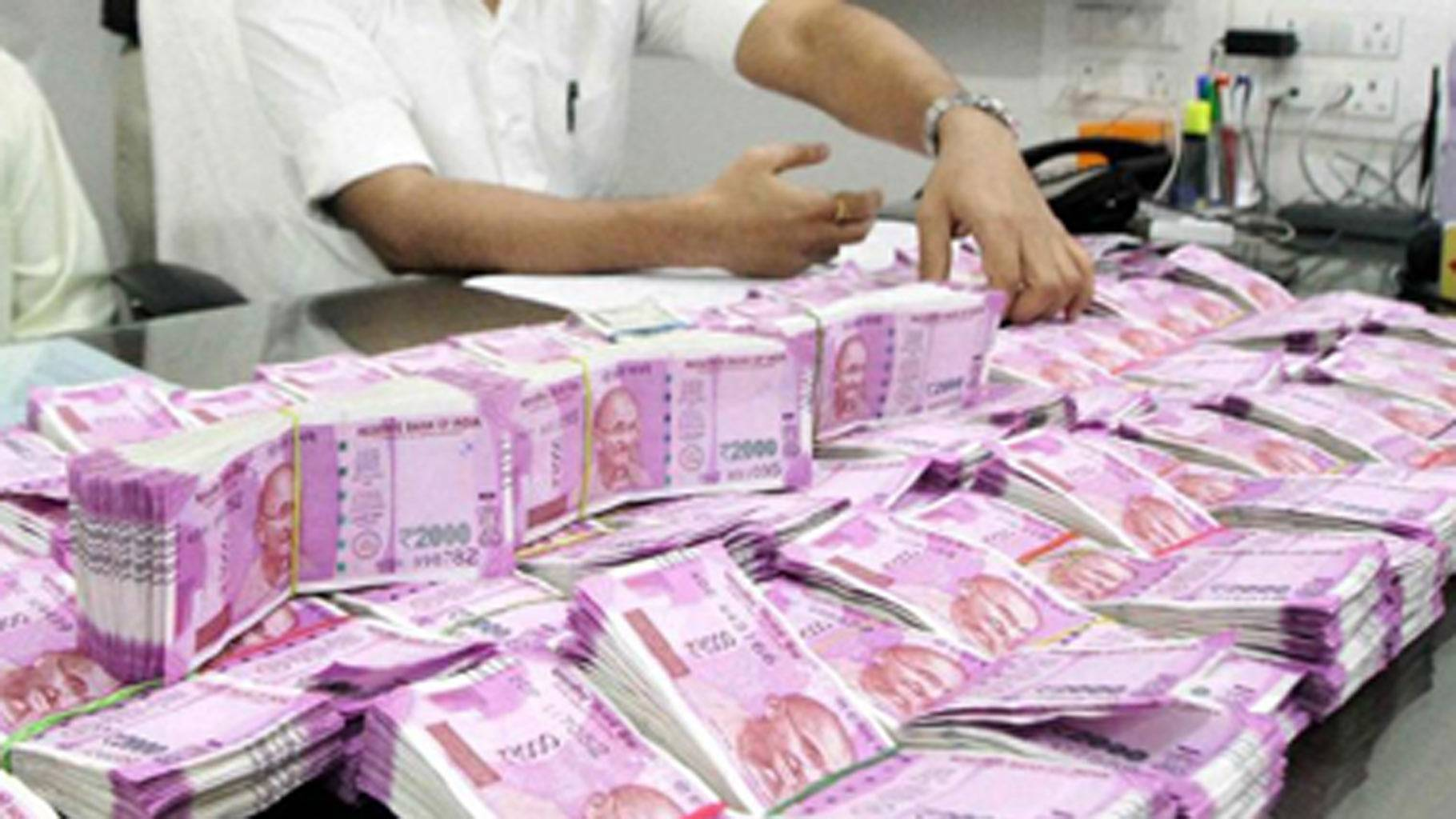RBI stopped printing 2000 notes since Apr 1 to prevent hoarding