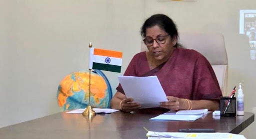 Nirmala Sitharaman participates in 2nd G20 meeting of Finance Ministers