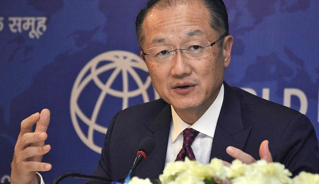 India growing pretty robustly: World Bank President