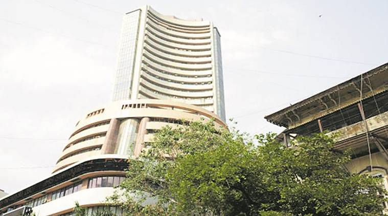 Sensex rallies 175 points to hit record high