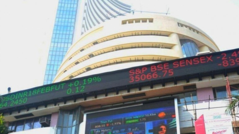 Sensex rallies nearly 500 points in early trade