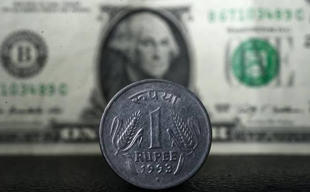 Rupee loses 10 paise against dollar