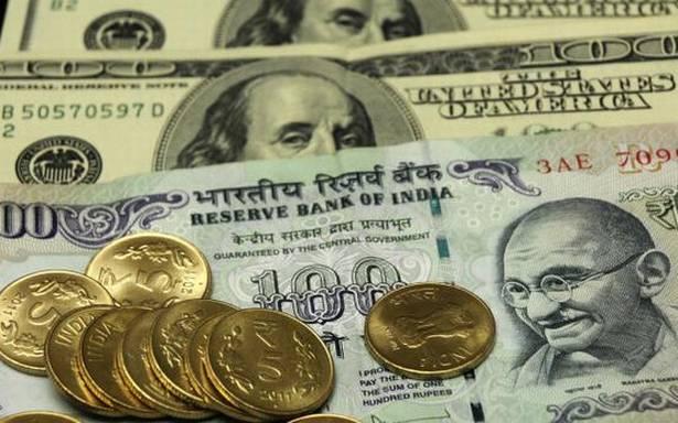 Rupee rises 10 paise against US dollar