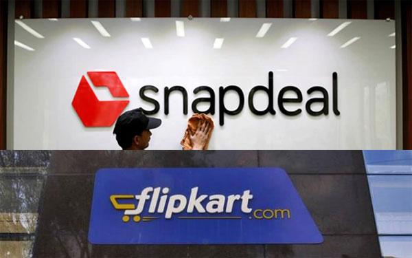 1bb26c39a48 Mumbai  Online marketplace Snapdeal has accepted Flipkart s revised takeover  offer of up to USD 950 million