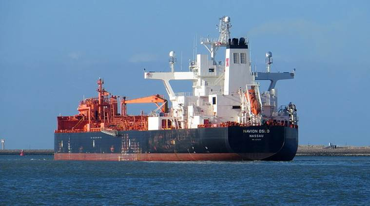 First US crude oil shipment arrives in Paradip