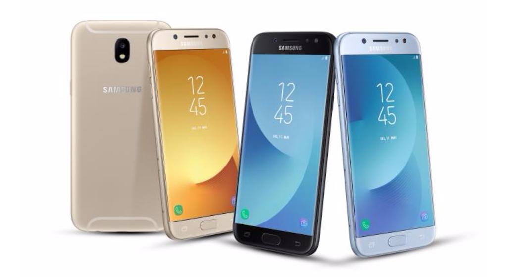 Samsung unveils a premium J-series line-up for 2017