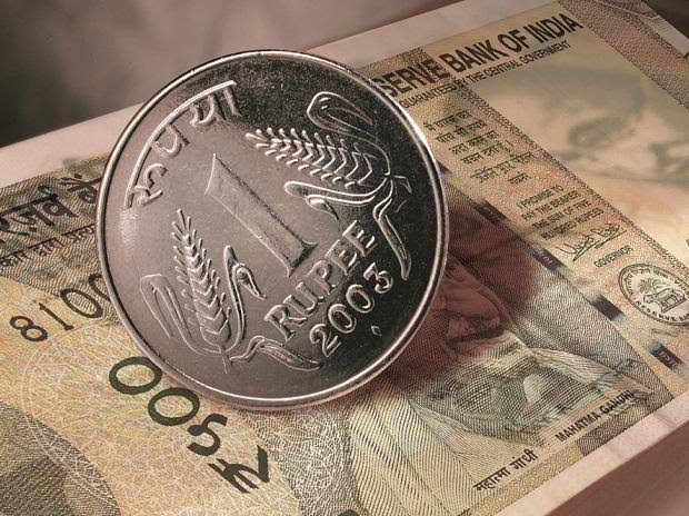Rupee slips 4 paise against US dollar