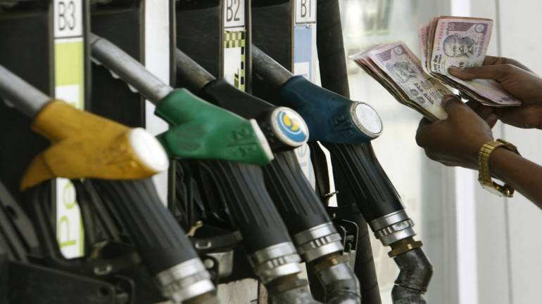 Fuel prices continue downward march on Tuesday