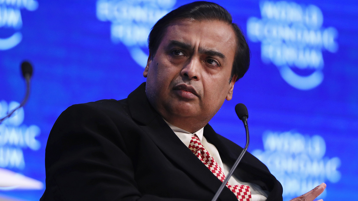 Indians should own and control their own data: Mukesh Ambani