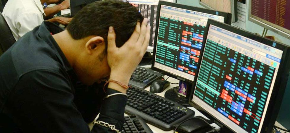 Sensex crashes over 1,000 points on global sell-off