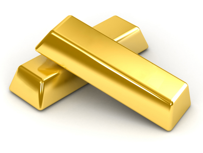 Global gold prices drop