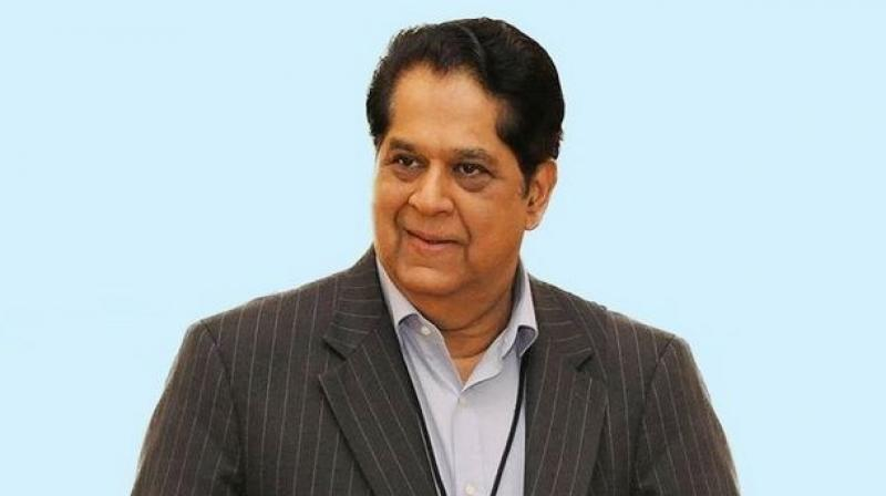 Everything is going right for Indian economy: K V Kamath