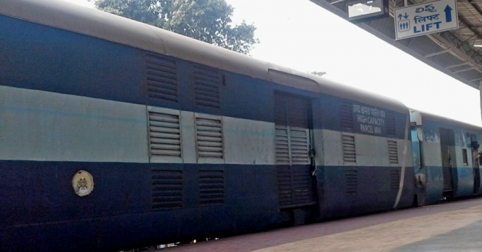 Indian Railways transport dry chillies from Guntur to Benapole in Bangladesh