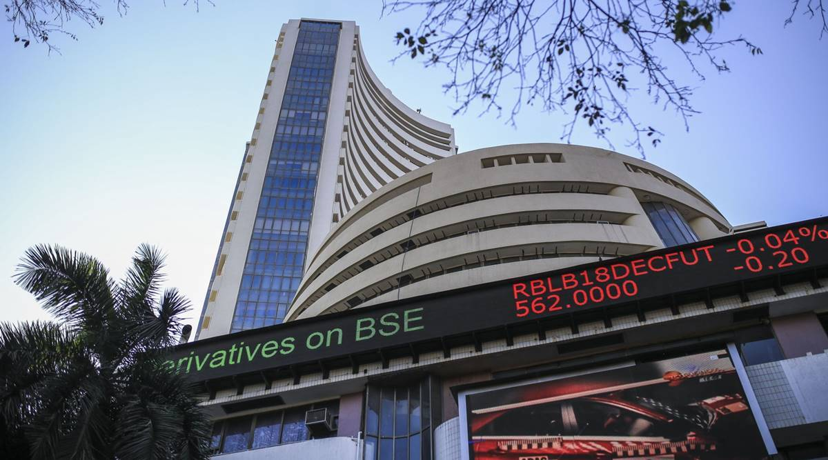 Sensex tanks over 450 points in early trade