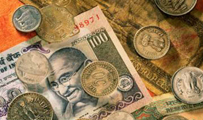 Rupee goes up 11 paise against US dollar