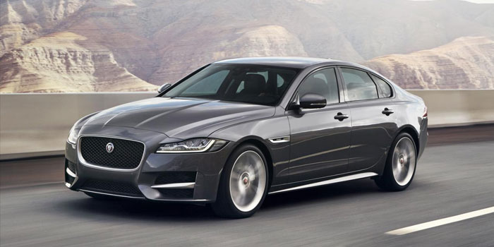 JLR launches Made in India Jaguar XF