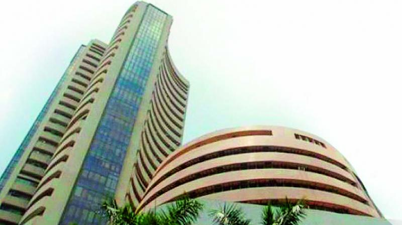 Sensex rises over 65 points in early trade