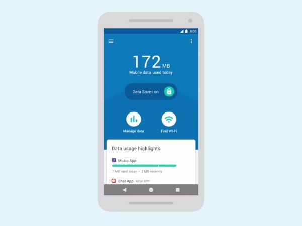 googlelaunches'datally'appforandroiduserstosavemobiledata