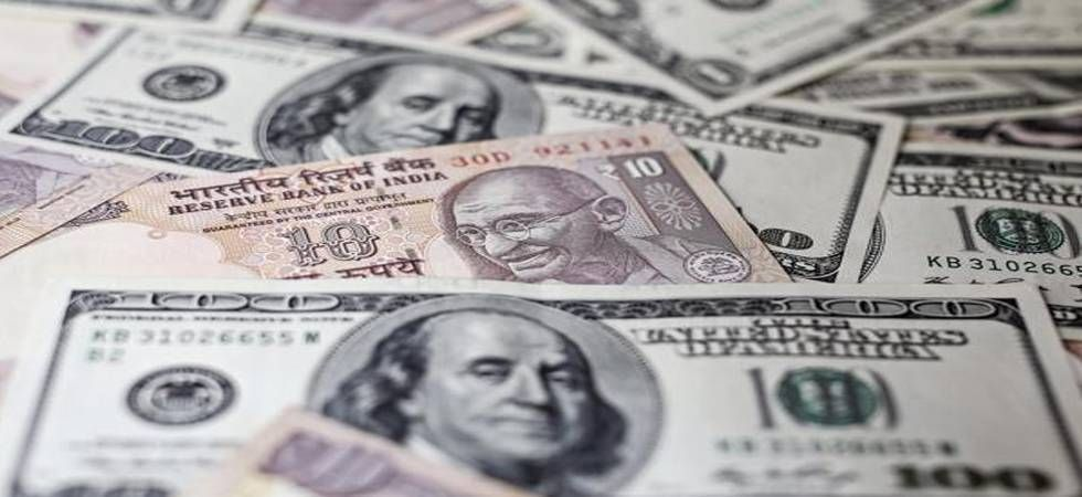 Rupee slips 36 paise against US dollar