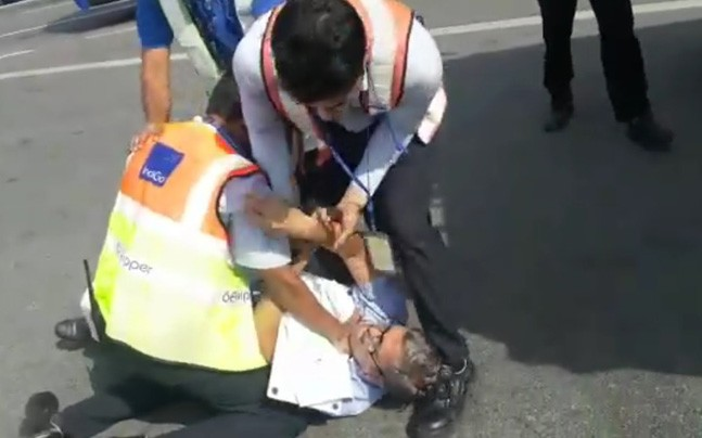 IndiGo ground staff manhandles passenger at IGI airport, airline apologises