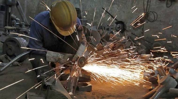 Industrial growth remains subdued at 2.4 per cent in December