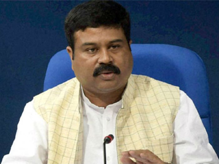 No additional levy on use of cards at petrol pumps:  Dharmendra Pradhan