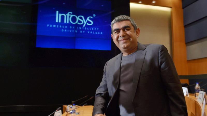 Besieged by baseless personal attacks: Vishal Sikka on quitting Infosys