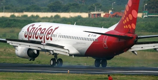 SpiceJet to launch Jaipur, Jaisalmer flight from today