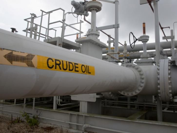 Global crude oil prices slipped to almost 4-month lows
