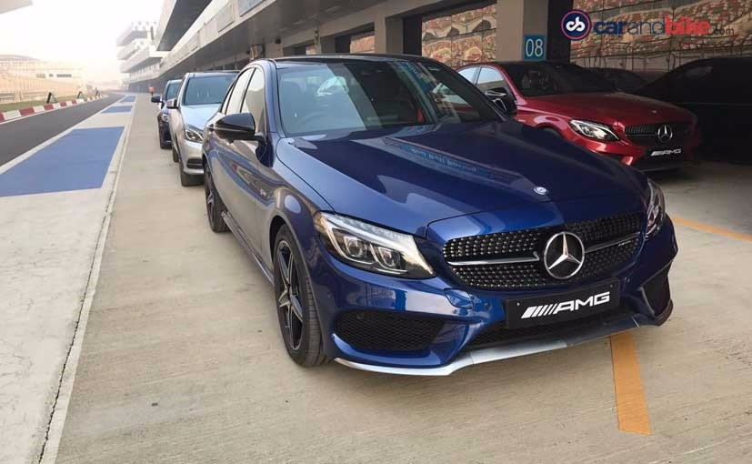 Mercedes-AMG C43 Launched In India At ₹ 74.35 Lakh