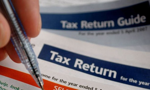 Income-tax returns filed so far this year register 60 per cent rise