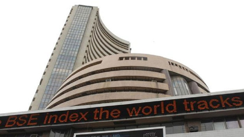 Sensex drops over 200 points; Nifty below 11,100