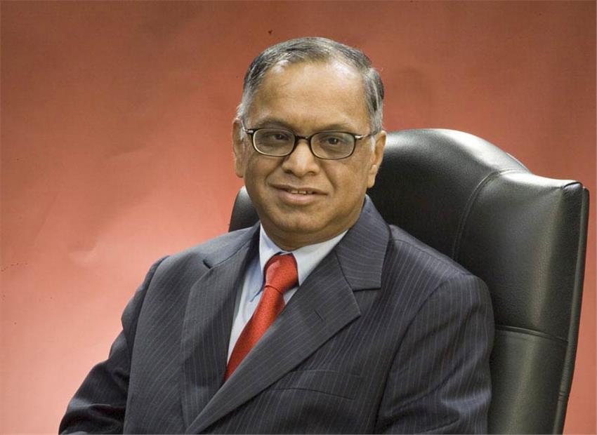 IT jobs can be saved if senior executives take pay cuts: Narayana Murthy