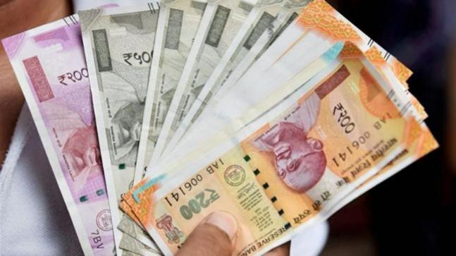 Rupee rises by 12 paise against US dollar