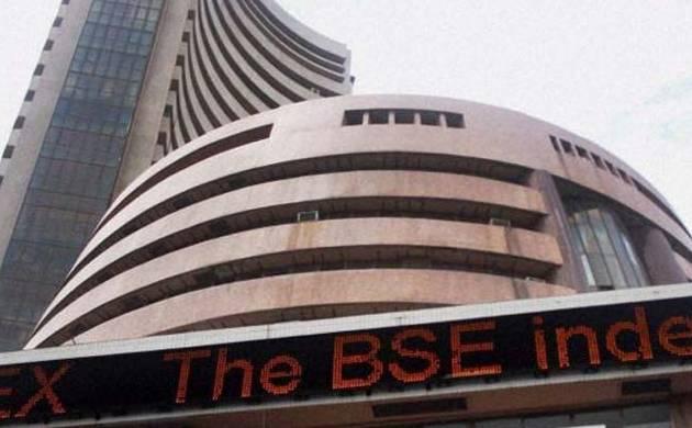 Sensex slips 41 points on profit-booking
