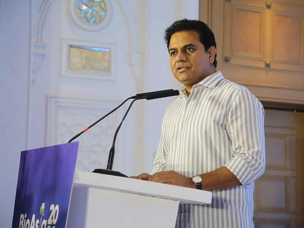 KTR plans Taiwan-specific industrial cluster in Telangana state to attract more investment