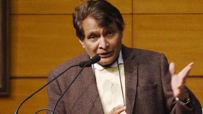 Govt considering formulation of Retail Policy for balanced growth of trade: Suresh Prabhu