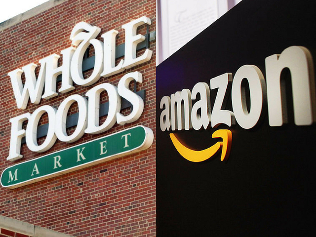 Amazon to buy Whole Foods Market for USD 13.7 billion